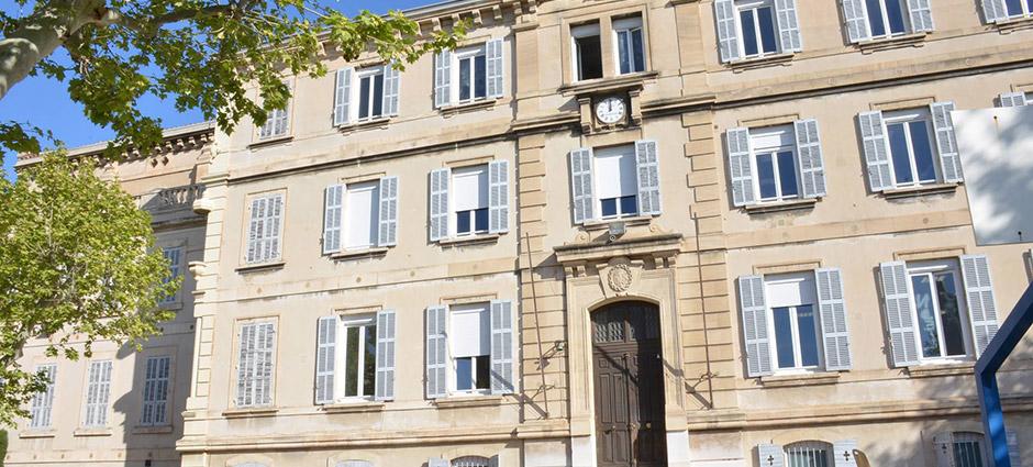 13006 - Marseille 06 - Lycée Privé Notre-Dame de Sion