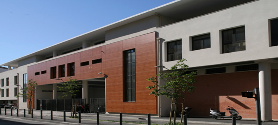 13006 - Marseille 06 - Lycée Privé Catholique Cours Bastide