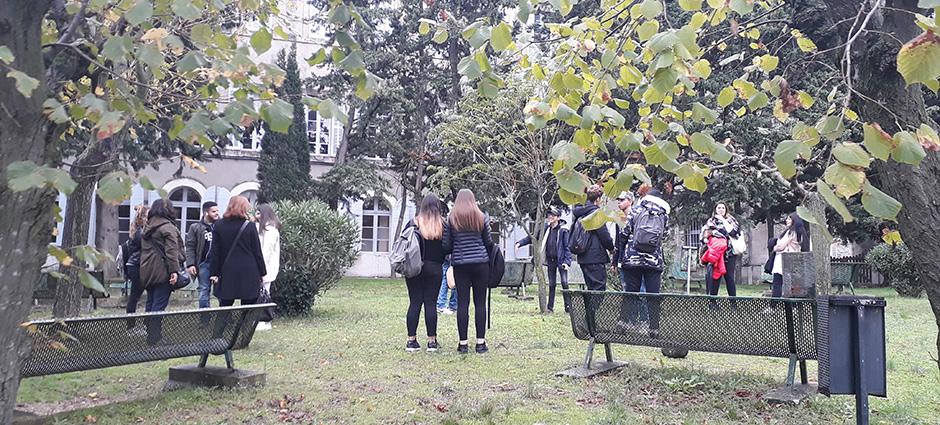 13632 - Arles - Campus Vincentien - Lycée Polyvalent Jeanne d'Arc