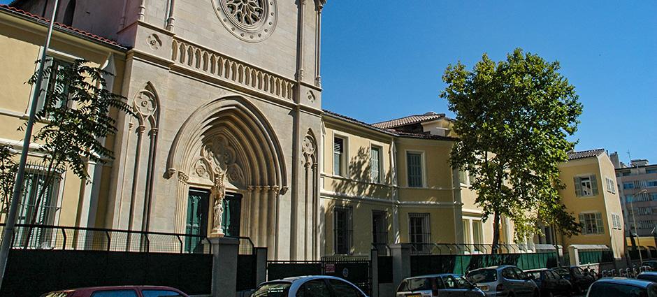 Lycée Privé Catholique Chevreul Blancarde