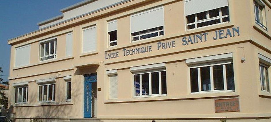 13300 - Salon-de-Provence - Lycée Saint-Jean