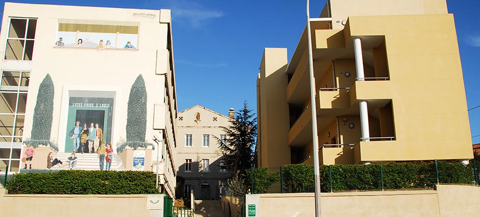13314 - Marseille 15 - Lycée Polyvalent Saint-Louis