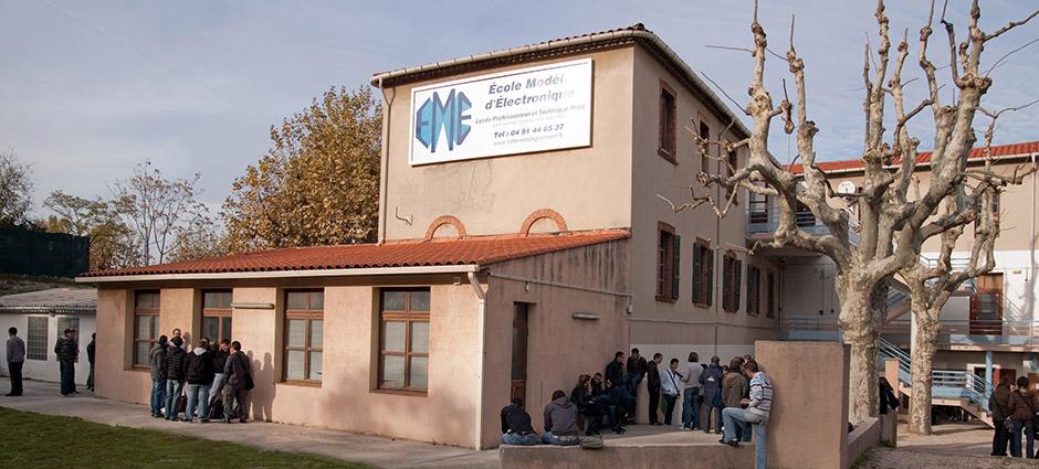 13011 - Marseille 11 - Lycée Polyvalent, Ecole Modèle d'Electronique