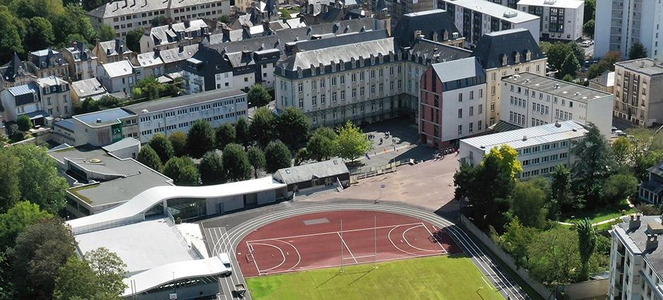 14000 - Caen - École Privée Saint-Joseph