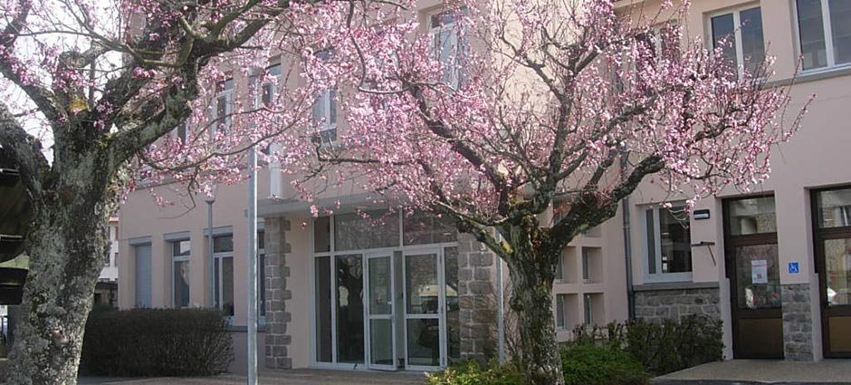 15000 - Aurillac - Lycée d'Enseignement Général et Technologique GERBERT, Ensemble Scolaire GERBERT
