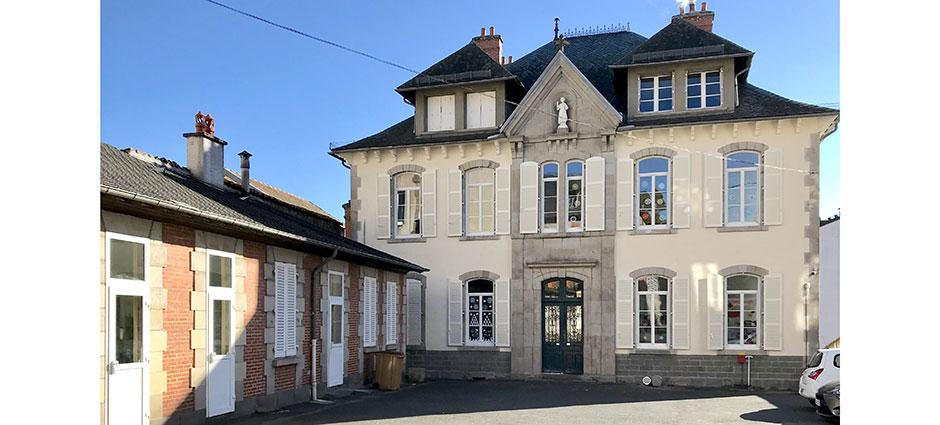 15013 - Aurillac - Lycée de la Communication Saint-Géraud