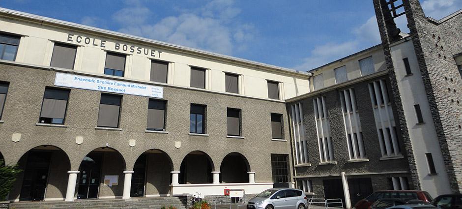 19100 - Brive-la-Gaillarde - Lycée Privé Bossuet, Ensemble Scolaire Edmond Michelet
