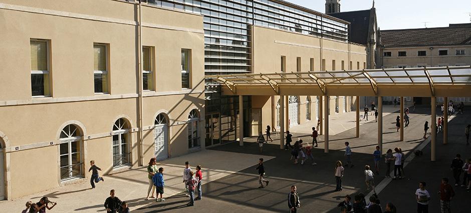 21200 - Beaune - Ensemble Scolaire Saint-Coeur et Notre-Dame, École Maternelle et Primaire Notre-Dame