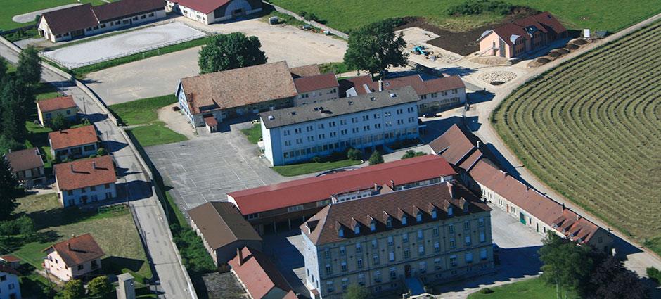 25170 - Levier - Collège Agricole Privé LaSalle Levier