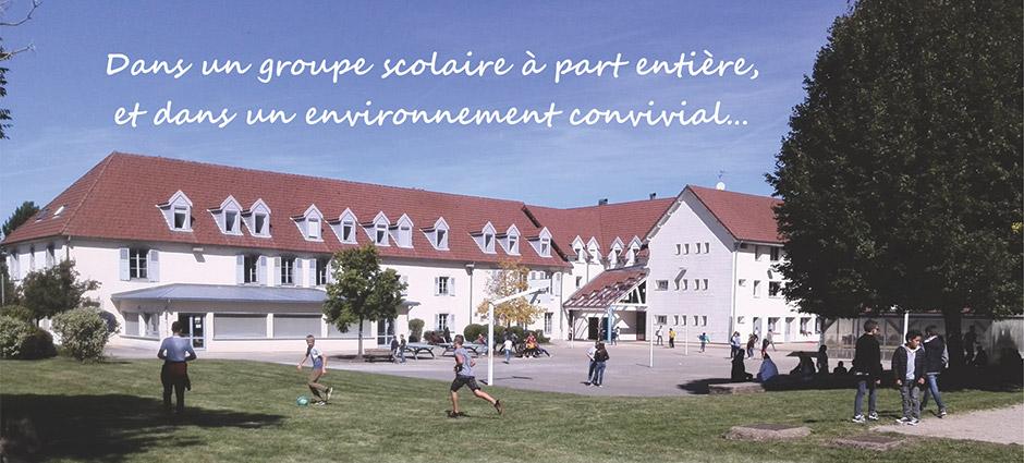 25530 - Vercel-Villedieu-le-Camp - École Privée du Sacré-Coeur