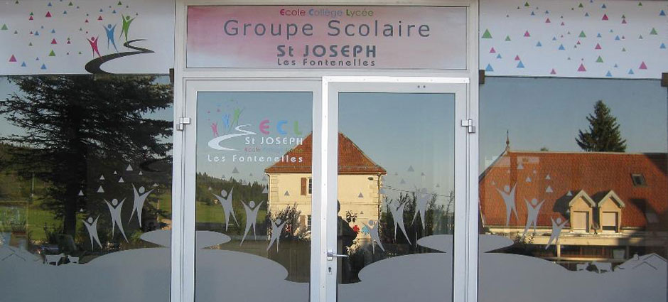 25210 - Les Fontenelles - Collège Privé Mixte Saint-Joseph