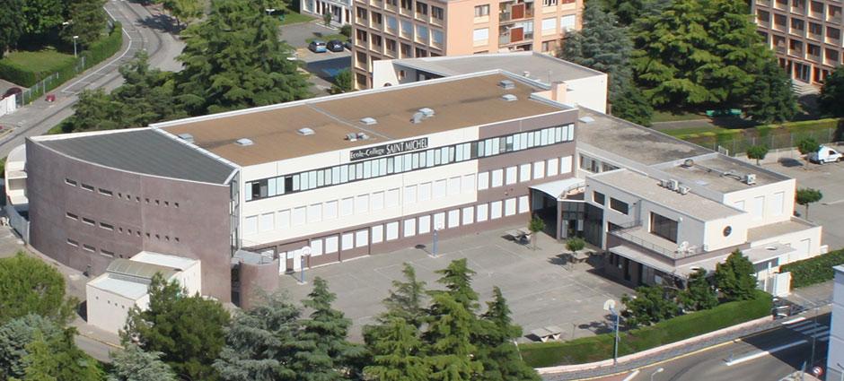 26702 - Pierrelatte - Collège Privé Saint-Michel