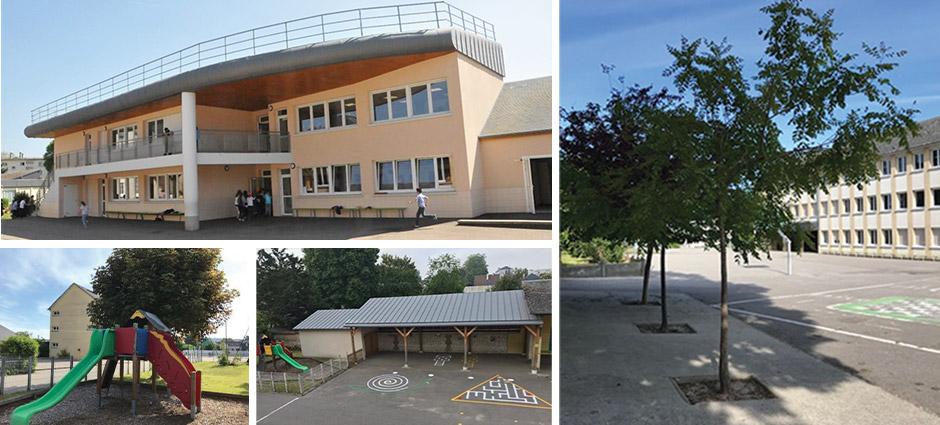 27400 - Louviers - École Privée Notre-Dame Saint-Louis