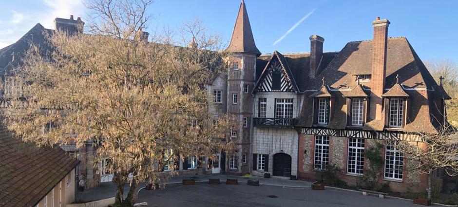 27170 - Beaumont-le-Roger - École Privée Saint-Georges