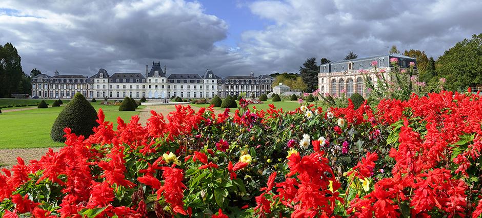 28 240 - La Loupe - Apprentis d'Auteuil - Lycée Horticole et Paysager Privé Notre-Dame des Jardins