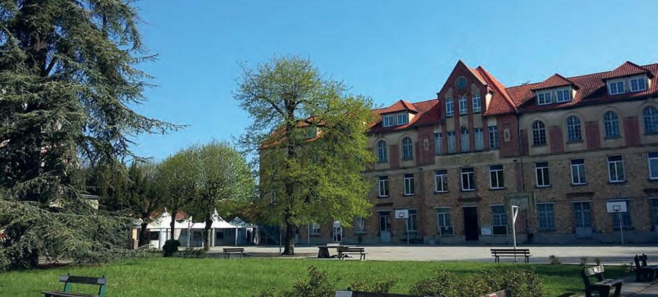 Lycée de l'Institut Saint-Pierre - Saint-Paul