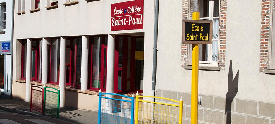 28160 - Brou - École Privée Saint-Paul