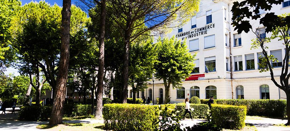 30000 - Nîmes - Lycée C.C.I.