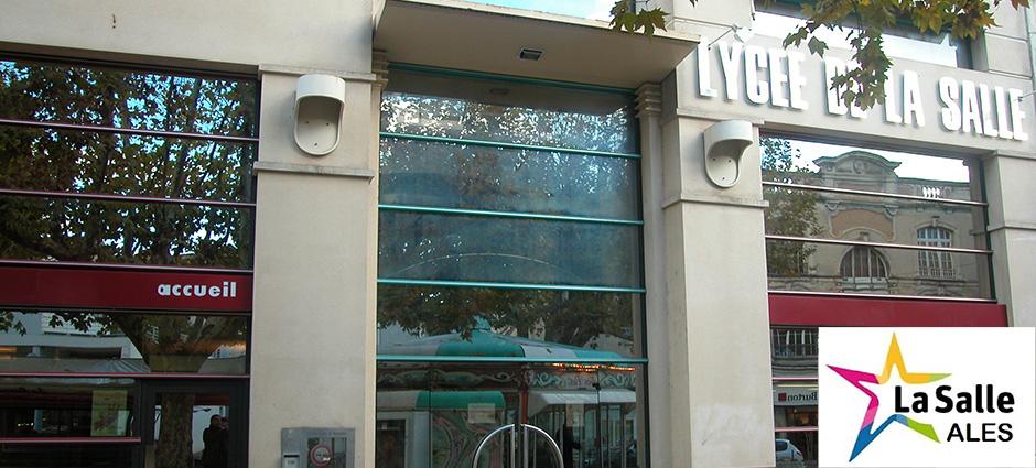 30106 - Alès - Lycée Privé de la Salle