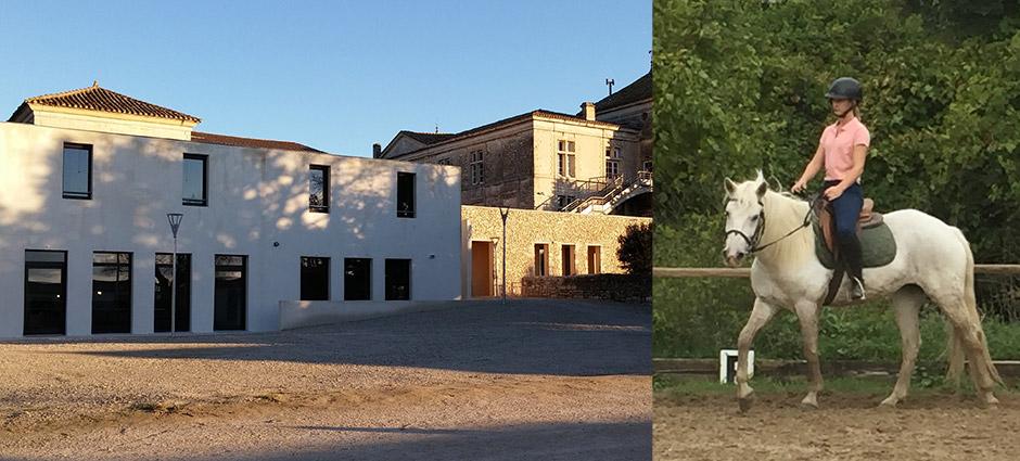 30600 - Vestric-et-Candiac - Lycée Agricole Privé d'Alzon