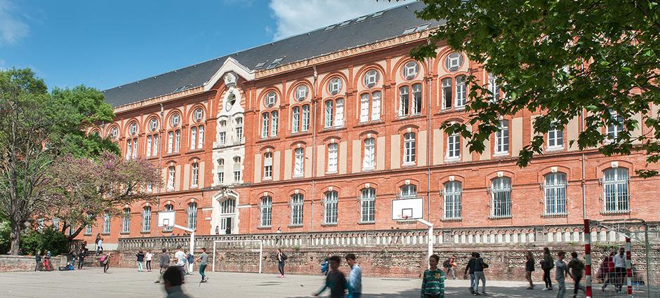 31079 - Toulouse - Lycée Privé Le Caousou (Immaculée-Conception)