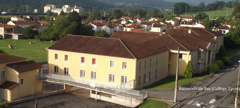 31800 - Saint-Gaudens - Collège Privé Sainte-Thérèse