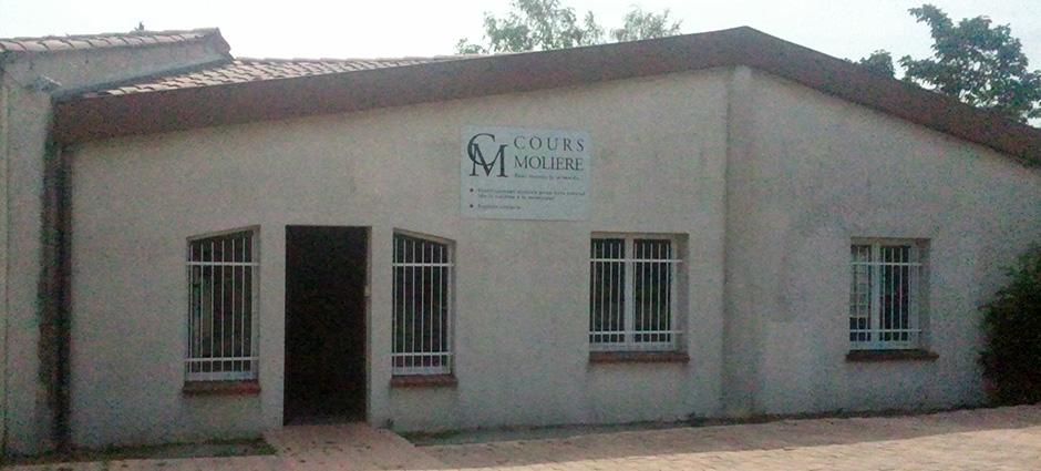 31700 - Blagnac - Lycée, Cours Molière