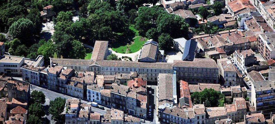 33000 - Bordeaux - Lycée Général, Technologique et Professionnel Sainte Famille Saintonge, Lycée des Métiers de l'Industrie et du Bâtiment
