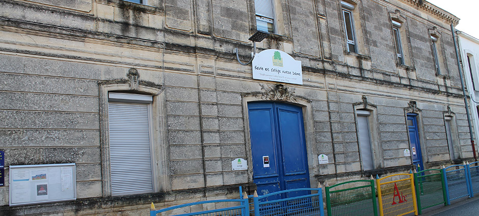 33340 - Lesparre-Médoc - École Notre-Dame