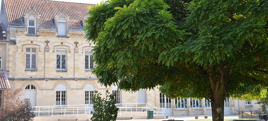 33110 - Le Bouscat - Collège Sainte-Anne