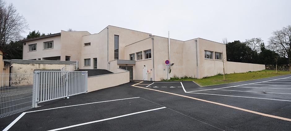 33391 - Blaye - École Privée Jeanne-d'Arc-Saint-Romain