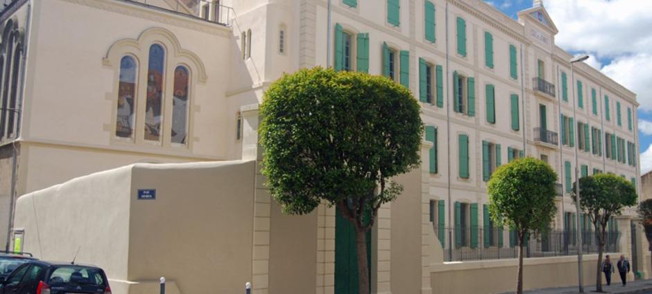 34503 - Béziers - Lycée Privé Polyvalent La Trinité