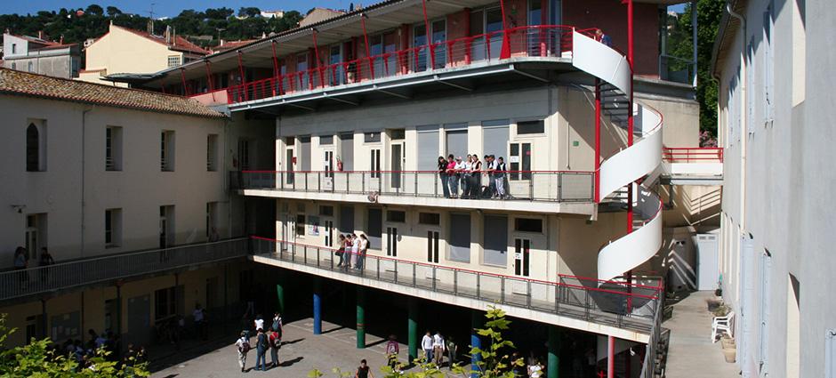34202 - Sète - Lycée Professionnel Privé Saint Joseph