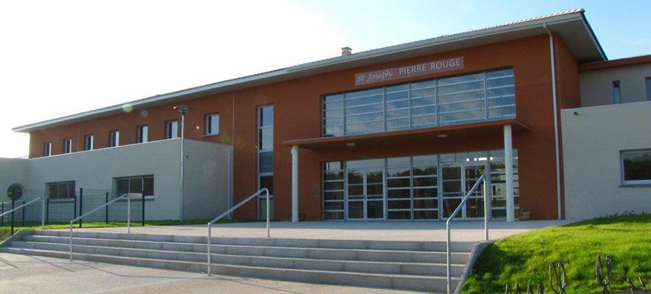 34980 - Montferrier-sur-Lez - Lycée Saint Joseph Pierre Rouge