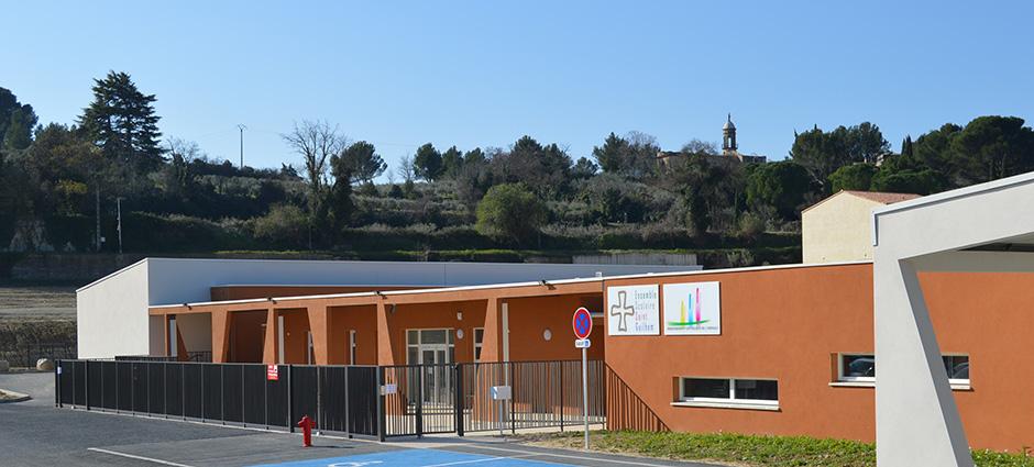 34800 - Clermont-l'Hérault - Lycée Privé Saint-Guilhem