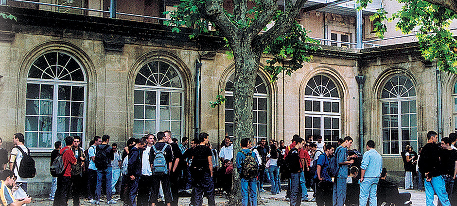 34500 - Béziers - Lycée Professionnel Privé Le Sacré Cœur