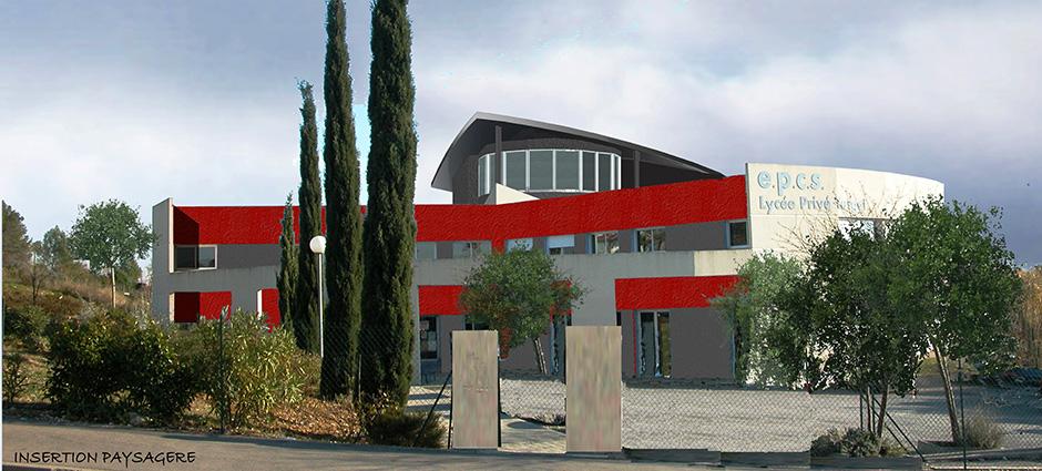 34090 - Montpellier - Lycée TURGOT sous Contrat avec l'Etat