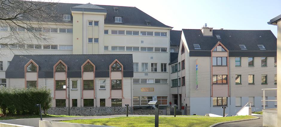 35300 - Fougères - Lycée Polyvalent Jean Baptiste Le Taillandier