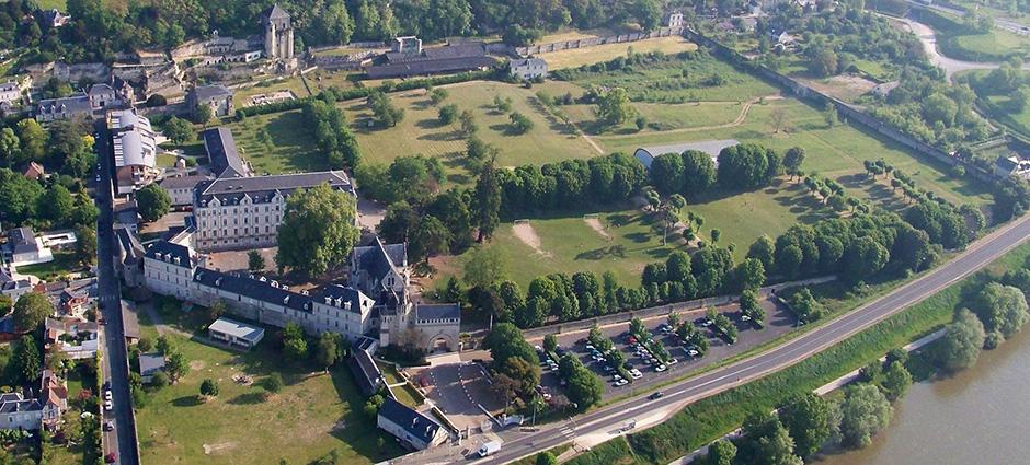 37073 - Tours - Enseignement Supérieur, Institution Marmoutier