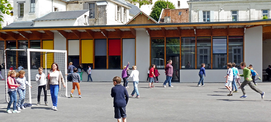 37600 - Loches - École Privée Saint-Martin - Saint-Denis International School