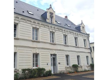 37000 - Tours - École Sainte-Ursule - Groupe Scolaire Ste Jeanne d'Arc Ste Usule