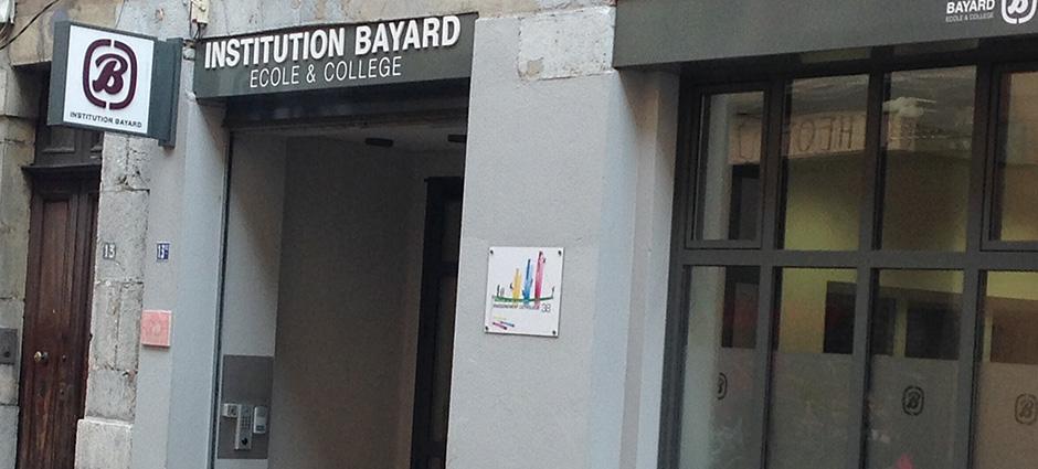 38000 - Grenoble - École Privée Bayard