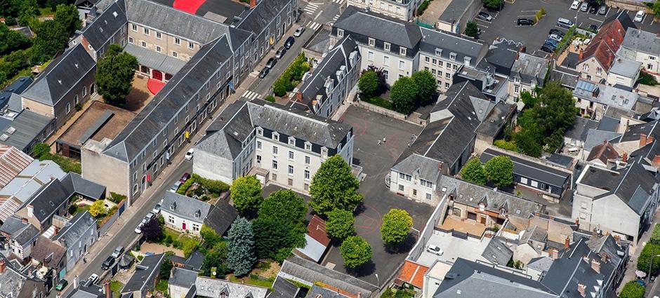 41000 - Blois - Internat du Lycée Notre-Dame des Aydes