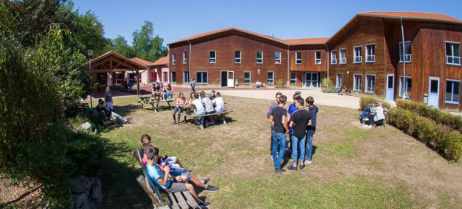 42600 - Montbrison - Maison Familiale Rurale de Montbrison - MFR Allard