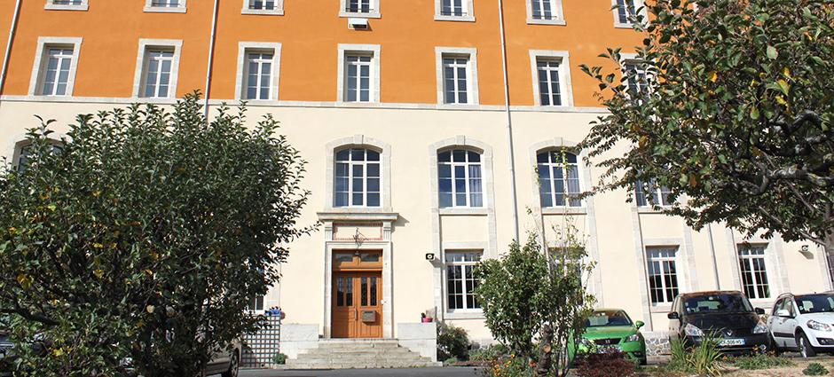 43750 - Vals-près-le-Puy - Lycée ISVT La Salle - Institut des Sciences de la Vie et de la Terre