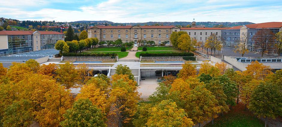 43000 - Le Puy-en-Velay - Lycée Polyvalent La Chartreuse - Paradis