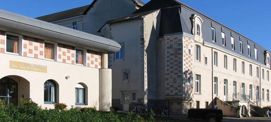 44104 - Nantes - Collège Privé Saint-Martin