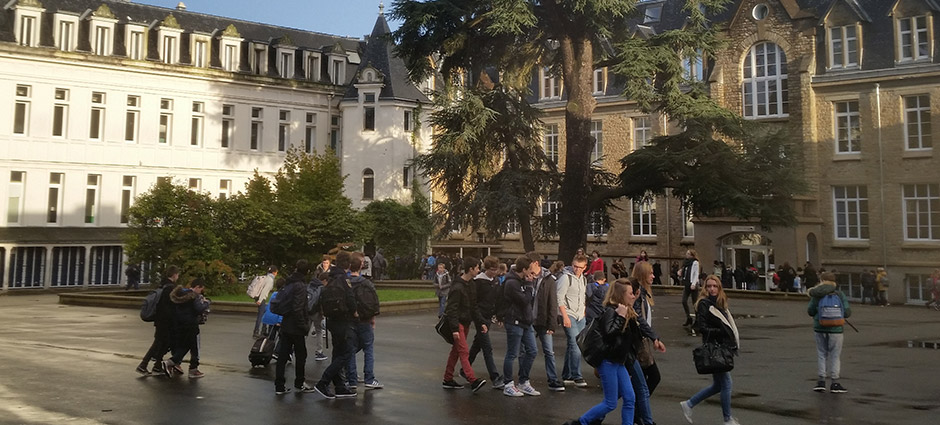 44322 - Nantes - Lycée Privé La Perverie Sacré-Coeur