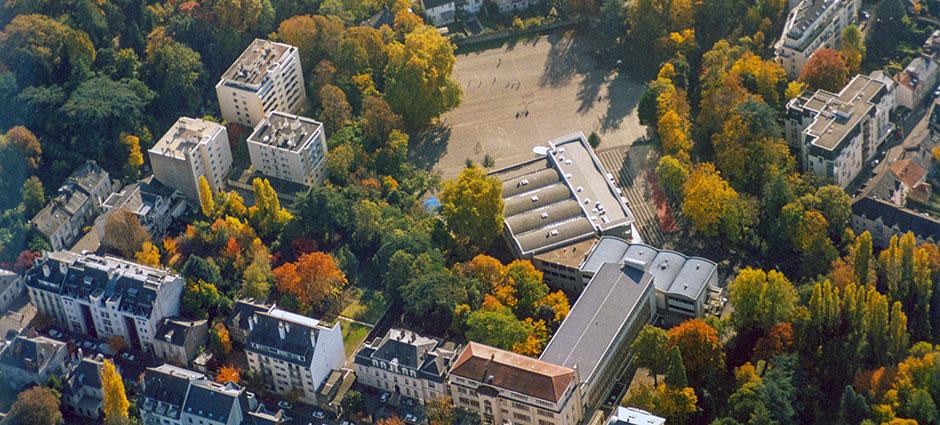 44042 - Nantes - Lycée Externat Chavagnes