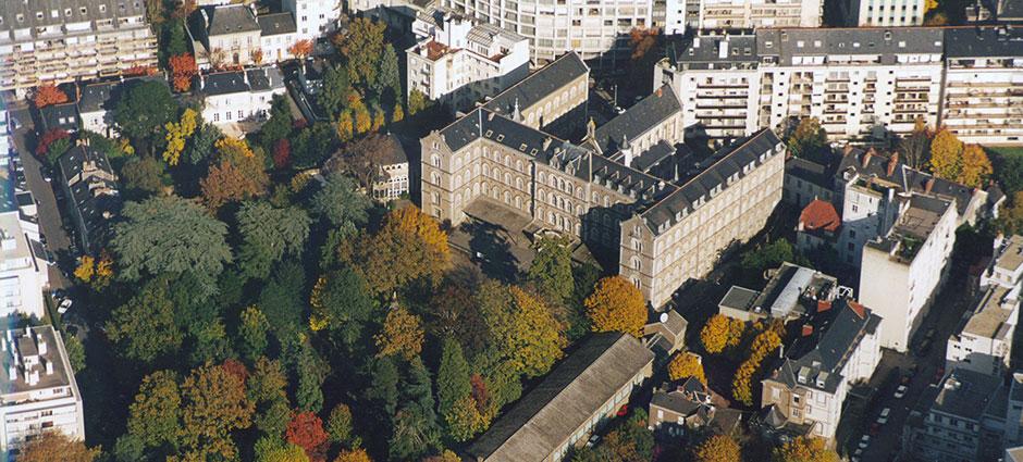 44015 - Nantes - Collège Chavagnes